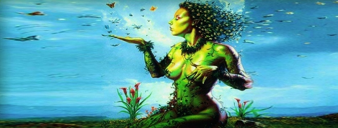 pagan paganisum earth religion
