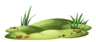 ClipartPatch_with_Grass_Transparent_PNG